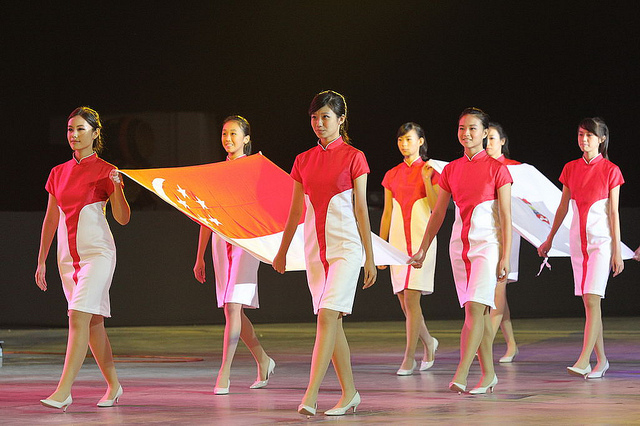 New Journeys Begin at the Opening of the 3rd ASEAN School Games