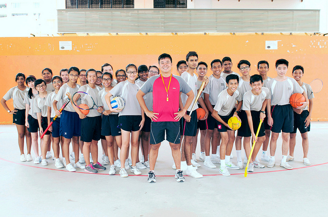 Nurturing Students Through Physical Education