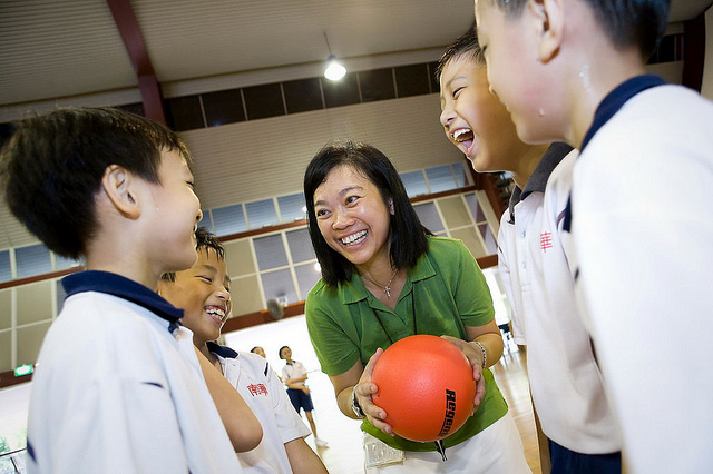 Outstanding PE Teachers Empower Pupils and Fellow Teachers