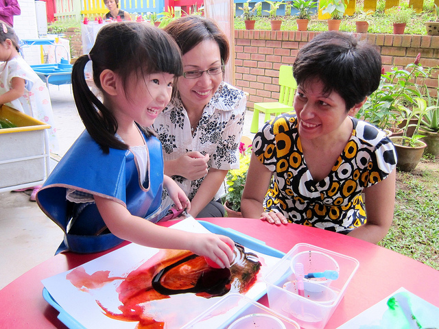 Refreshed Kindergarten Curriculum Framework Spells out Learning Outcomes for Children
