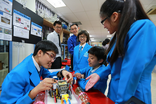 Using Robotics to Encourage Independent Learning
