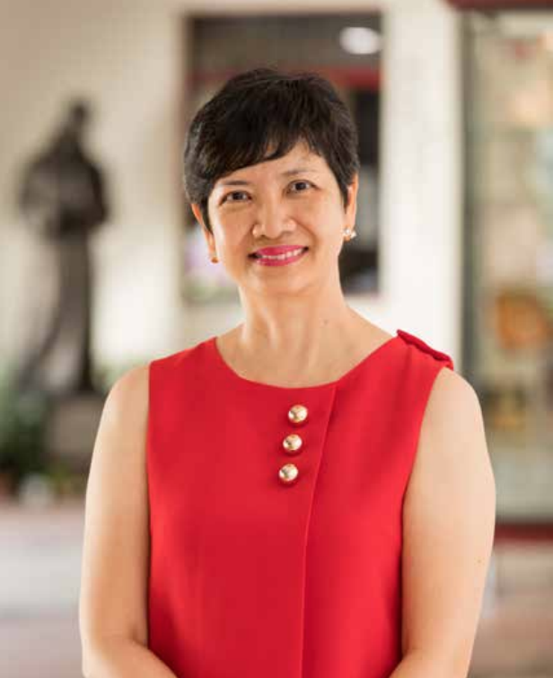 Getting family and community Mrs Judina Cheong