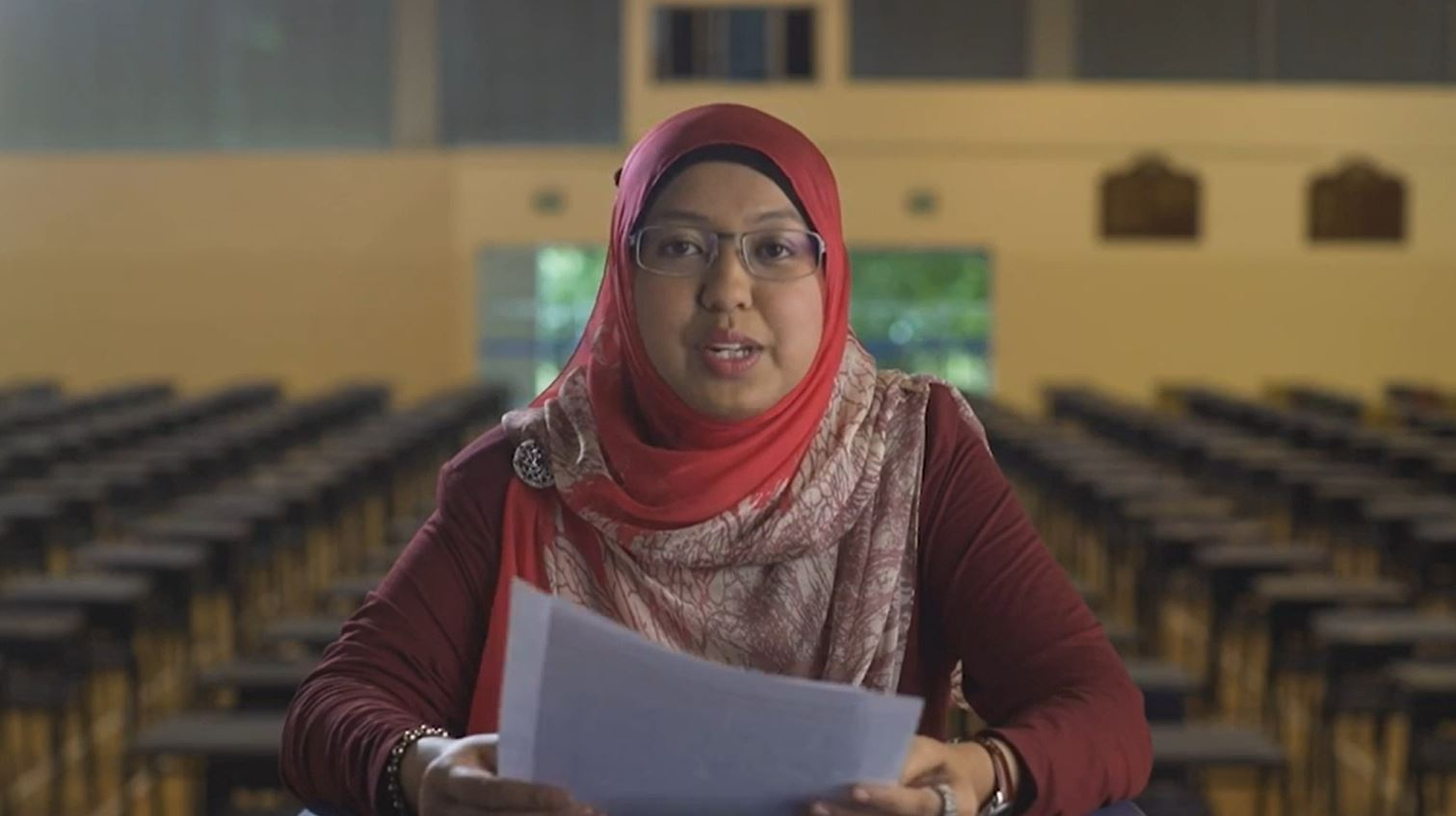 A letter to my students, by Mdm Nur'Hanim Bte Mohamed