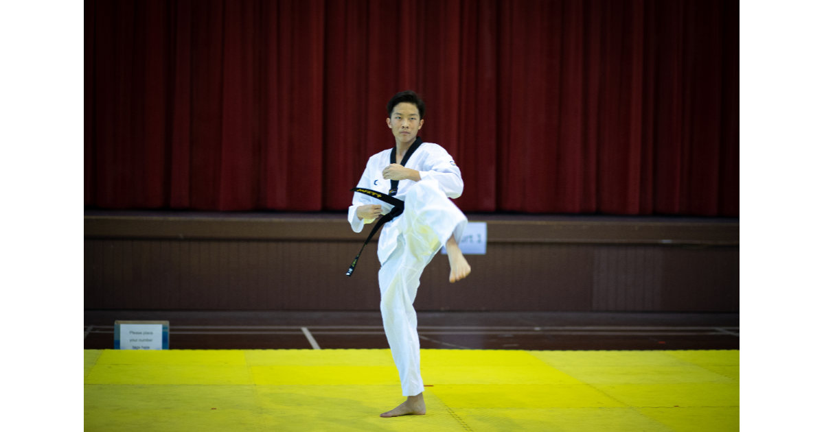 Every student a martial arts practitioner