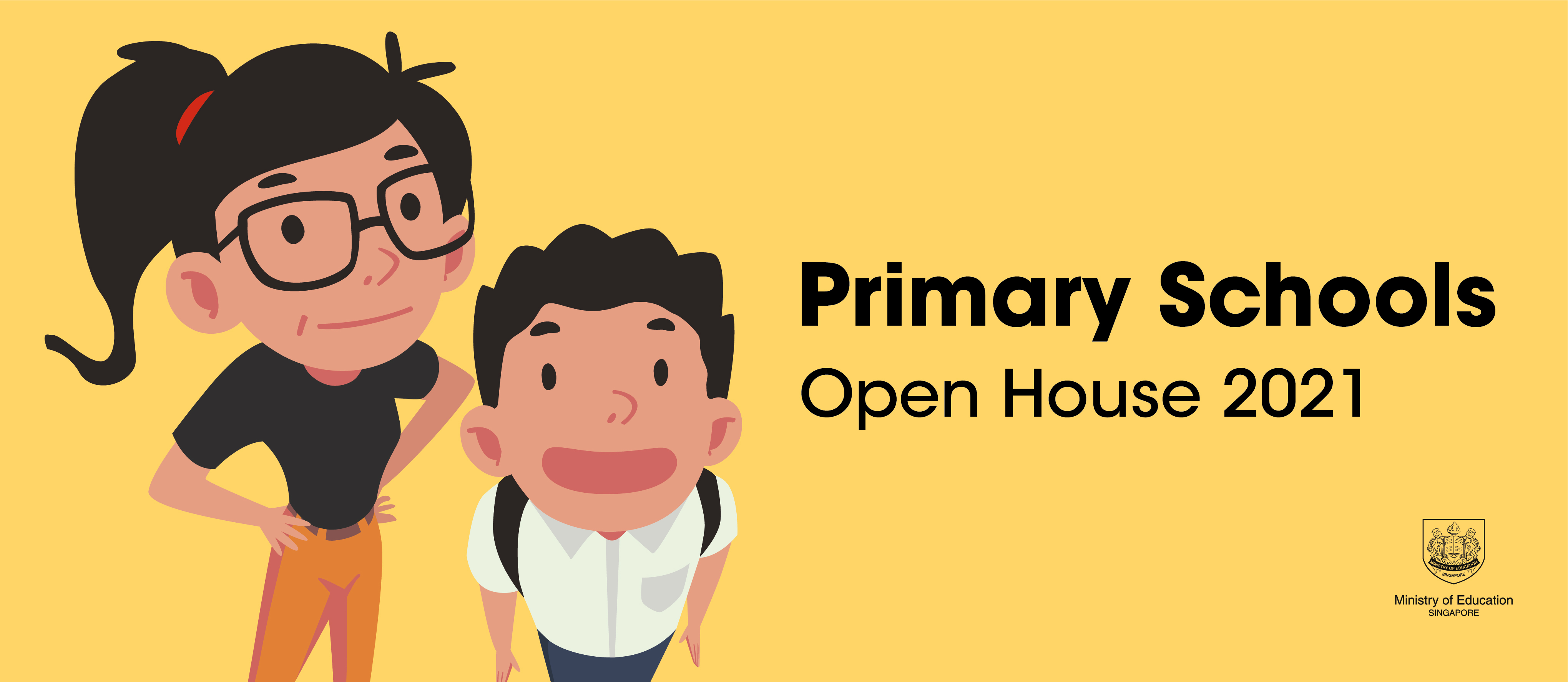 Online Open House for Primary Schools 2021