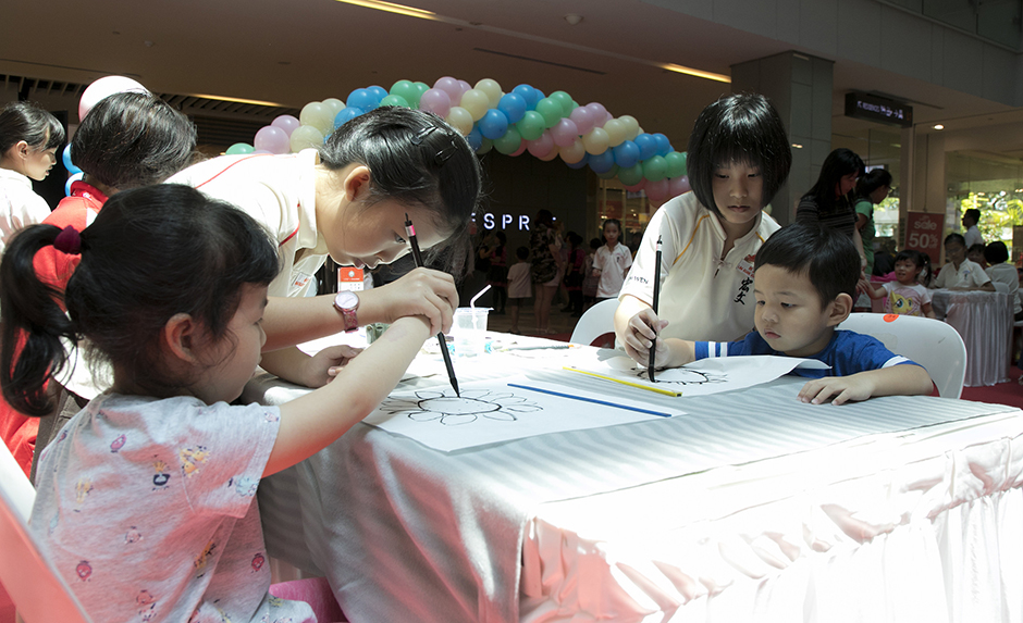 Nine family-friendly activities at the Singapore Youth Festival