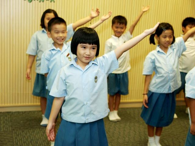 Heard of Chinese Character Aerobics_4