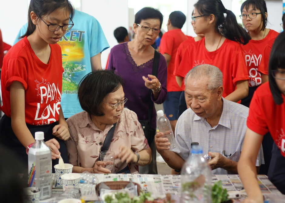 Hougang Sec gives back 940x670