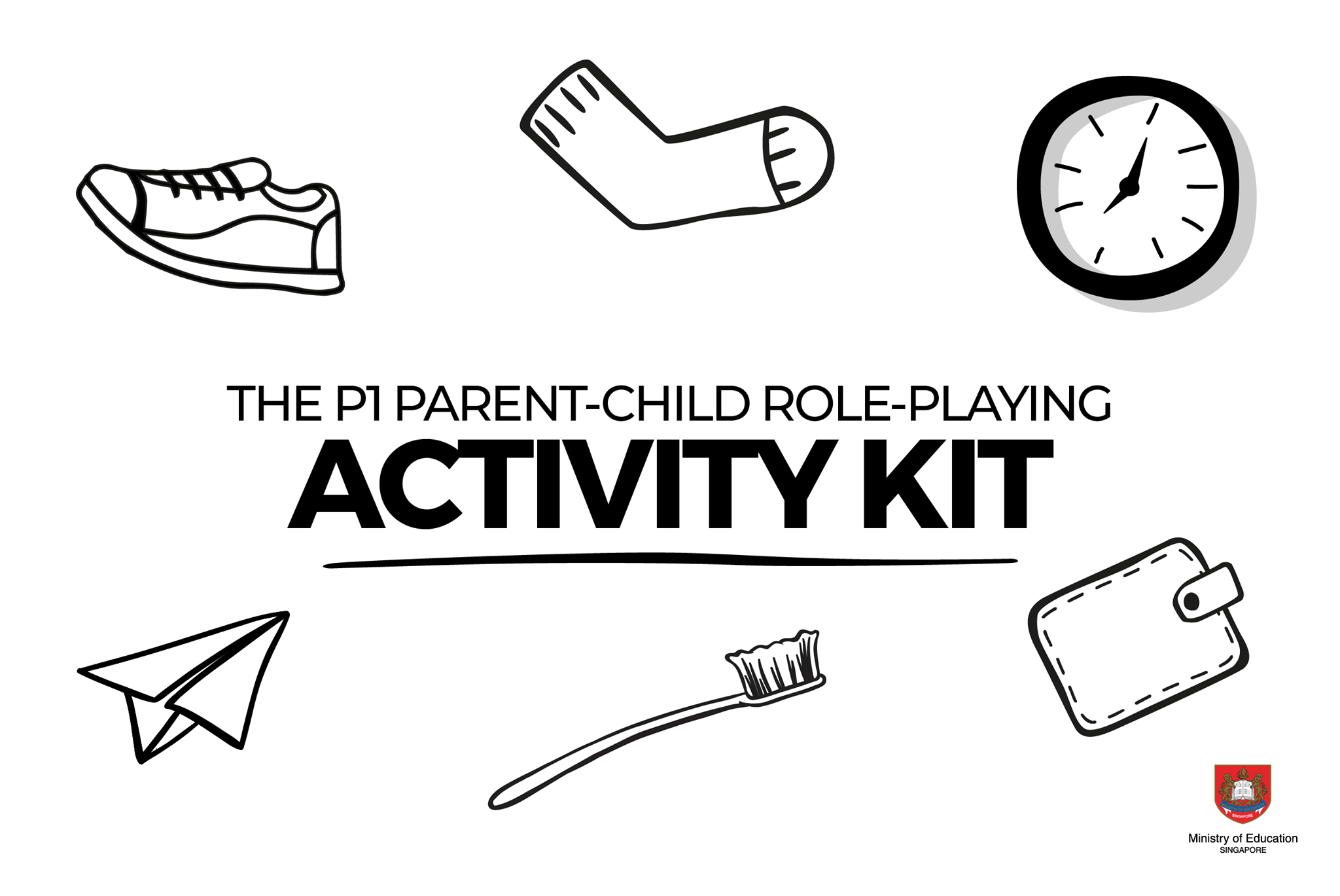 P1 parent-child activity kit cover image