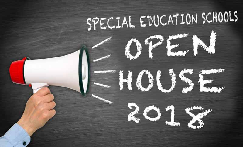 Special Education Schools Open House_2018