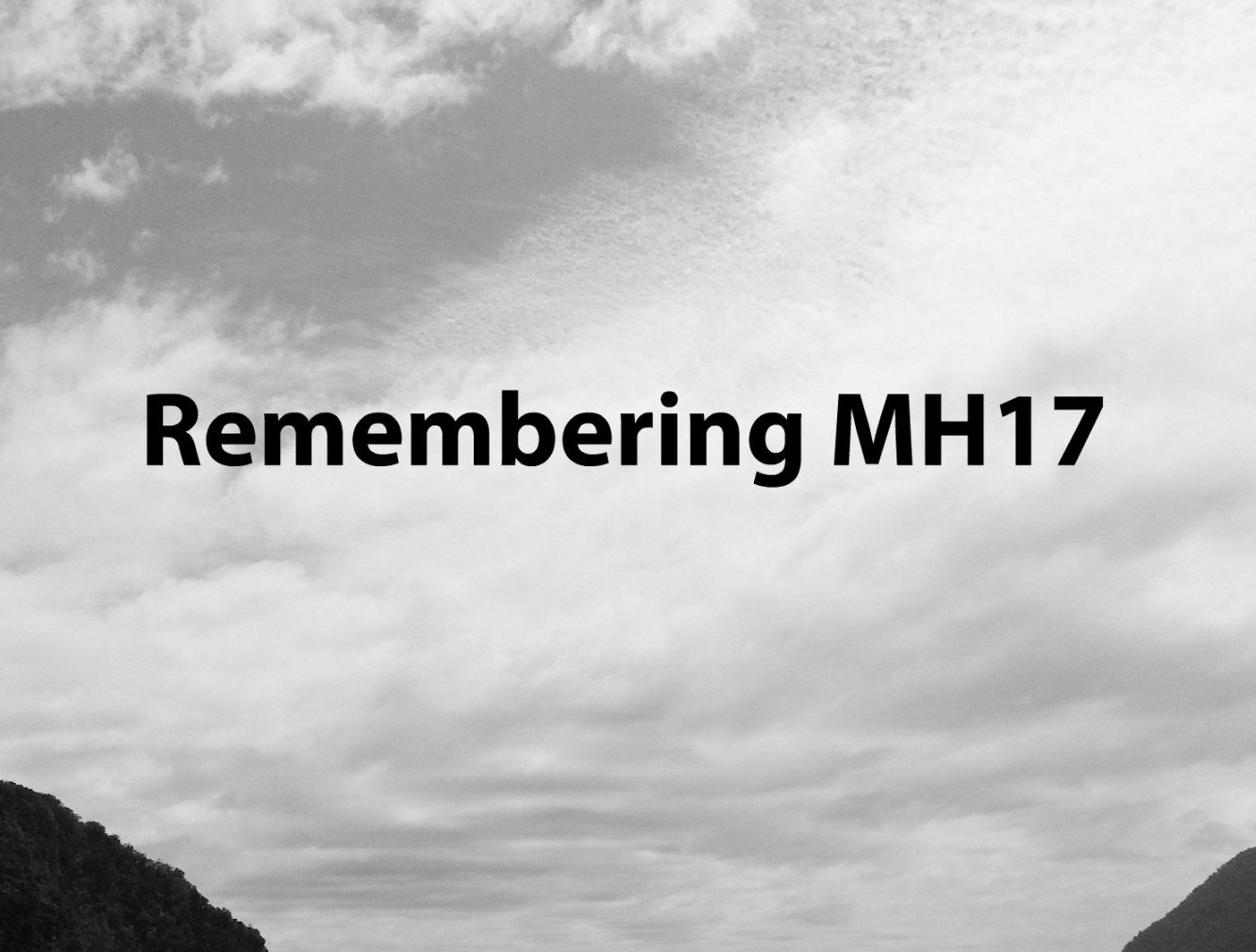 Remembering MH17_2