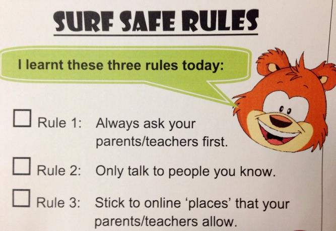 Safeguarding your child online_1