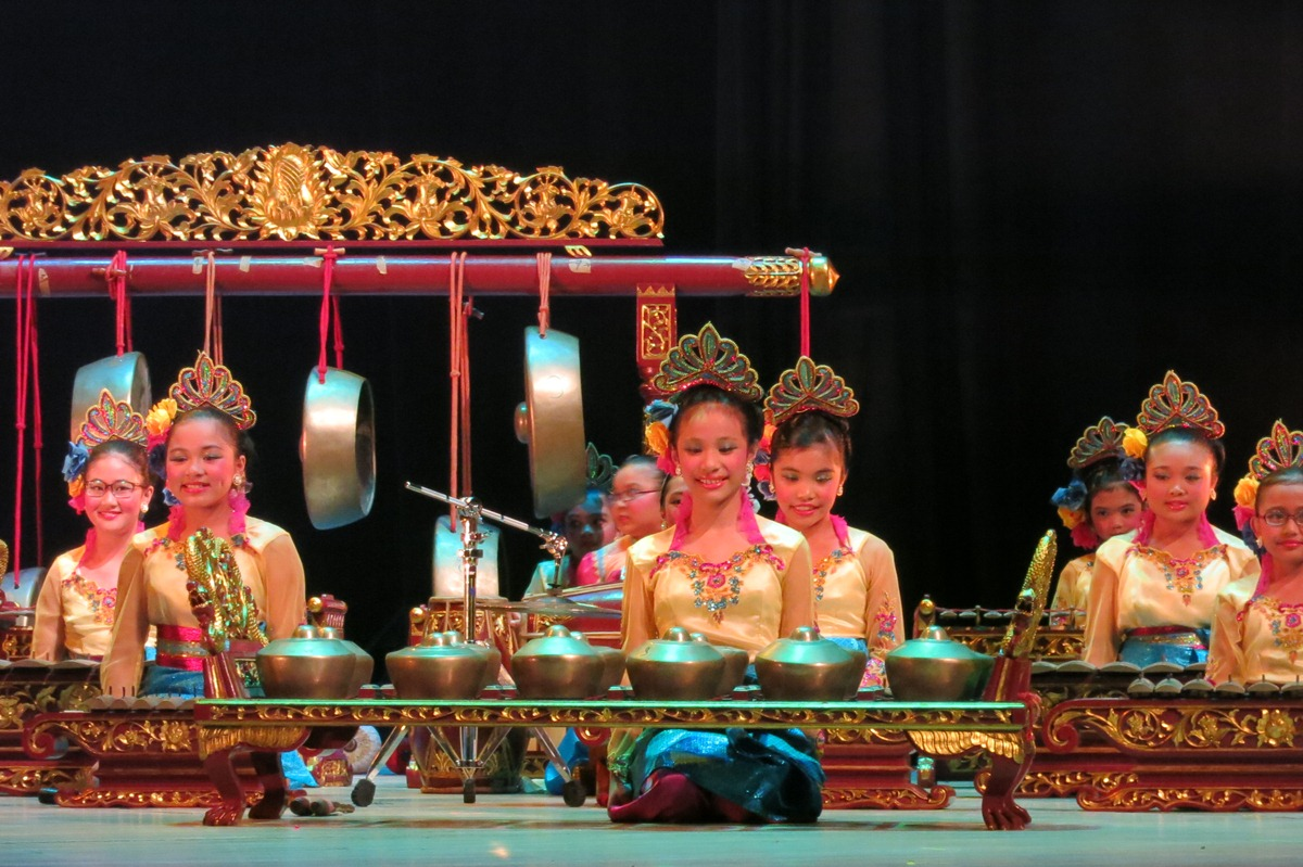 Bringing A New Touch To Gamelan Music