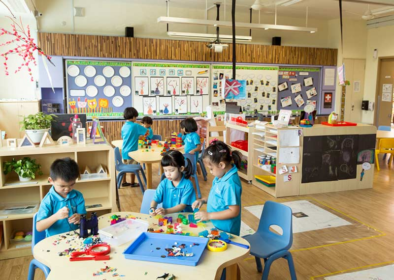 Building children's confidence and literacy skills at MOE Kindergarten