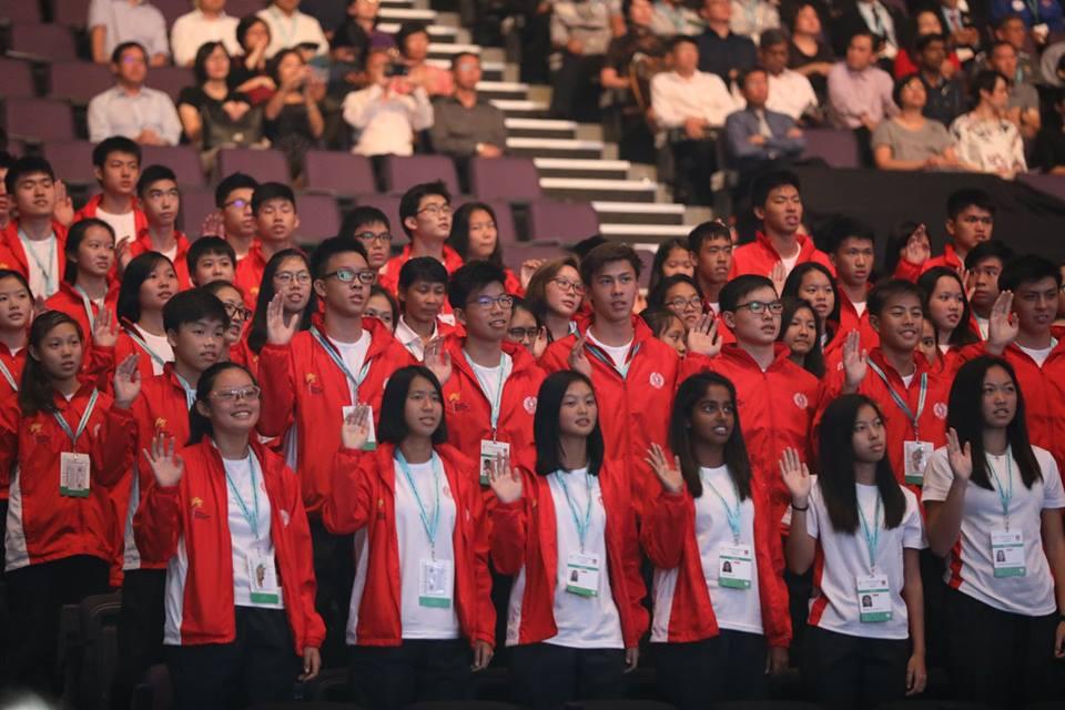 In Pictures: ASEAN Schools Games 2017 Opening Ceremony
