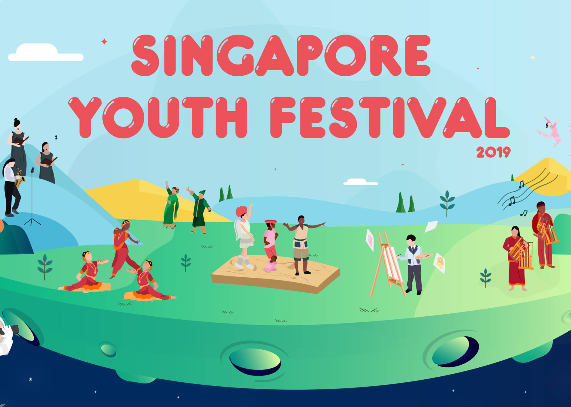 9 Family-friendly activities at the Singapore Youth Festival