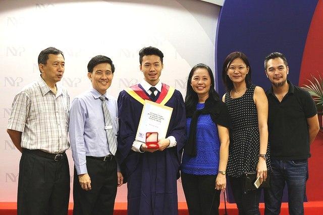 Jerome Yap, top student at Nanyang Polytechnic (2) #SkillsFuture