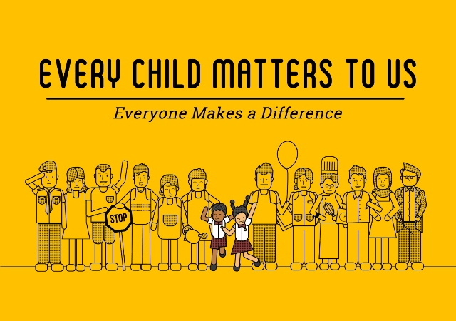 Every child matters to us_WPS 2015